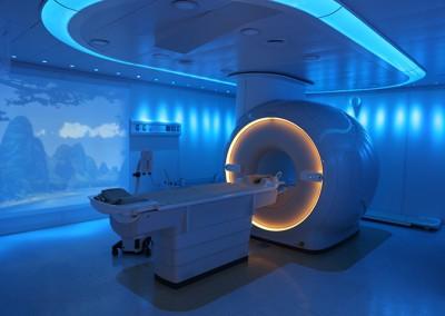 MRI – RESONANCIA MAGNETICA con Sistema de Experiencia Ambiental